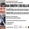 Convegno con Davigo, presidente dell'Associazione Nazionale Magistrati e con il procuratore antimafia di Messina